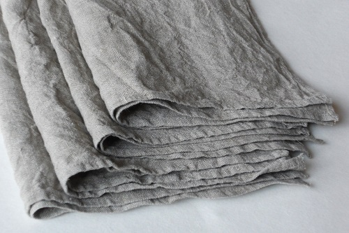 Grey Cheap Hand Towels